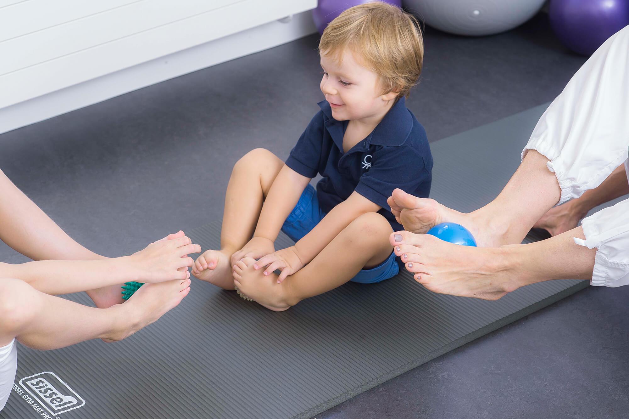 Rachel Luquet Bobath Concept Neuro Developmental Treatment Ndt
